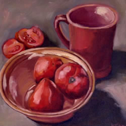 "Tomatoes | 12"" X 12"" 